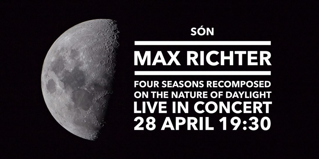 Max Richter performed by SÓN in Southampton