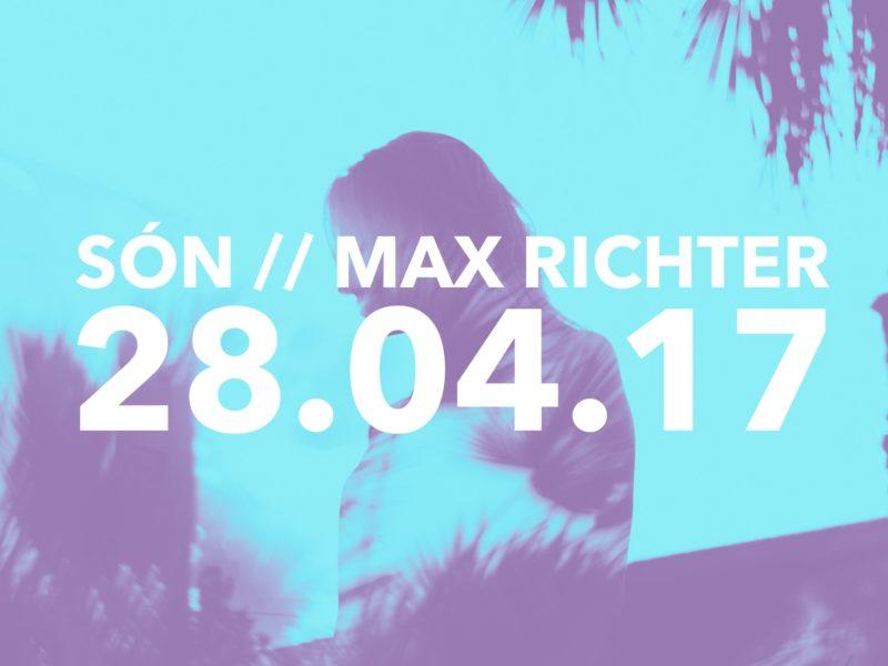 SÓN Max Richter Instagram teaser